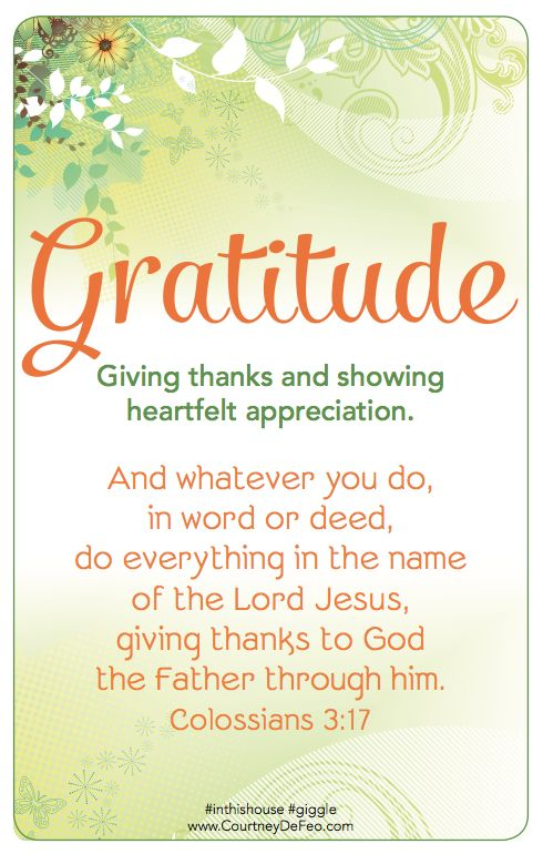 bible verses on gratitude and thanksgiving