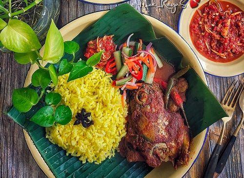 Resepi Sambal Nasi Kuning