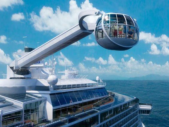Nuevos cruceros 2014 (© Royal Caribbean)