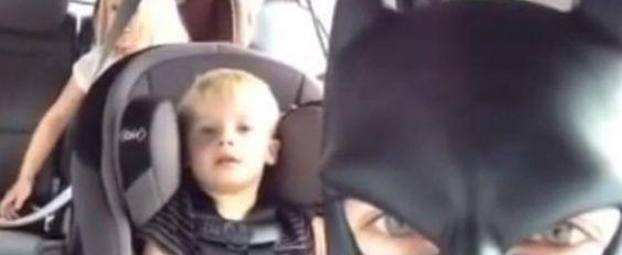 #Batman ist groß, #BatDad ist größer - so geht Erziehung heute // #youTube #Vater #daddycool