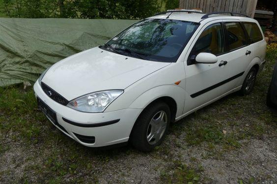 PKW (M1) Ford Focus AMBIE TR 1.8 TDDI/55 - PKW Kia, Peugeot, Opel und Ford der Caritas (2/2) - Karner & Dechow - Auktionen