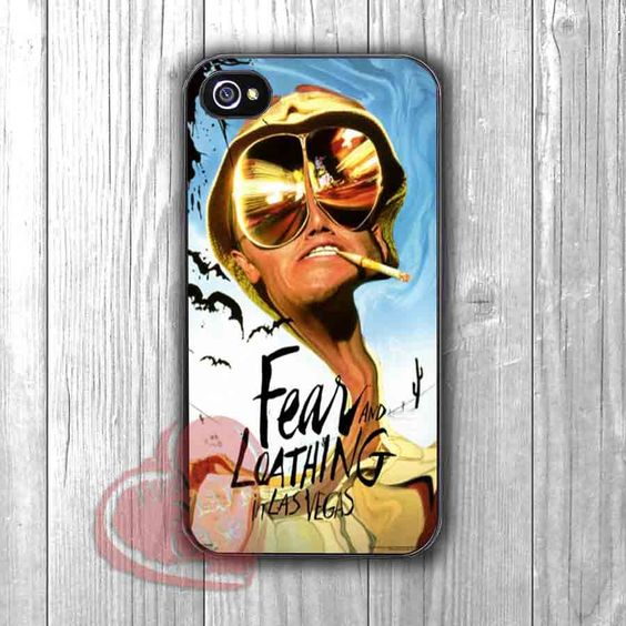 Fear and Loathing in Las Vegas - zzF for iPhone 6S case, iPhone 5s case, iPhone 6 case, iPhone 4S, Samsung S6 Edge