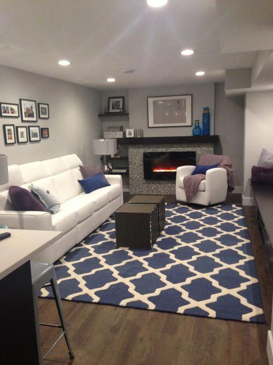 Decorating With Color Navy Blue Beneath My Heart Rugs Navy Living Rooms Blue Living Room Rugs In Living Room