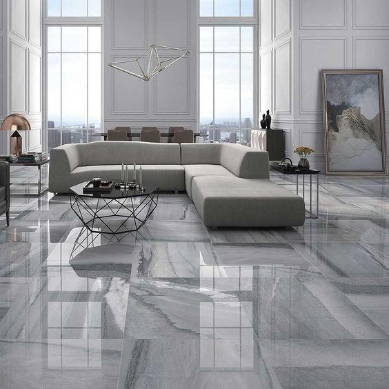 Latina Marble Effect Porcelain Tiles From Alistair Mackintosh Marble Flooring Design Living Room Tiles Floor Design