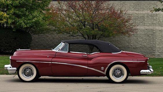 1953 Buick Skylark Convertible 2:
