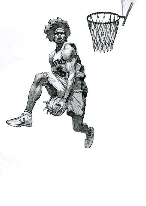 Kse332 S Deviantart Gallery Basketball Drawings Basketball Art Art