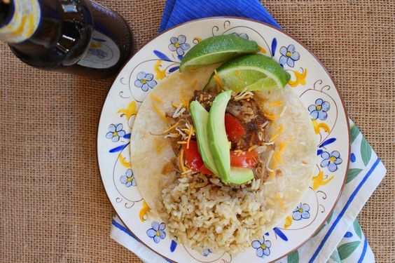 Lemon Grass and Green Tea blog post Fast and easy recipe for Carnitas