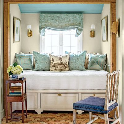 The Bedroom - The Art of Living small - Southern Living