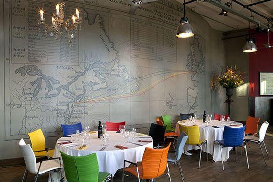 Zaal Hotel New York Rotterdam