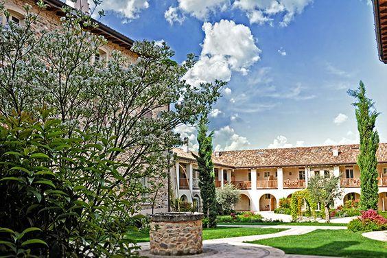 Chervò Golf Hotel & SPA San Vigilio - w benedyktyńskim klasztorze