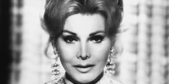Zsa Zsa Gabor's Best Quotes About Love, Marriage And Divorce