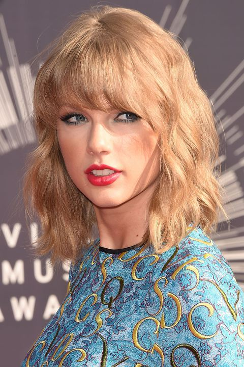 You Need A Modern Shag Haircut Asap Taylor Swift Hair Taylor Swift Haircut Oval Face Hairstyles