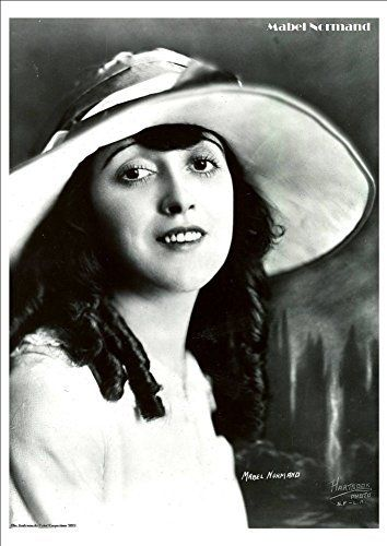 Mabel Normand (2) - Hollywood Screen Legend - Wonderful A4 Glossy Print by Vintage Portraits http://www.amazon.co.uk/dp/B017CLUK3Q/ref=cm_sw_r_pi_dp_FMYmwb1VP82YB