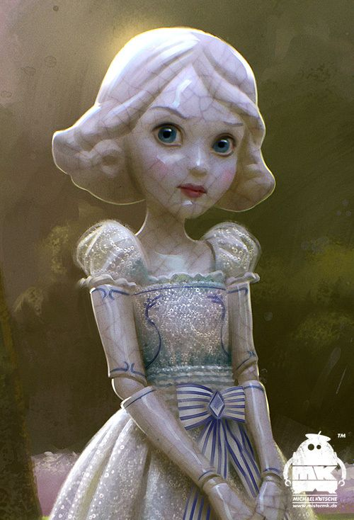 Oz the Great and Powerful - Costume/Character Design by Michael Kutsche, via Behance