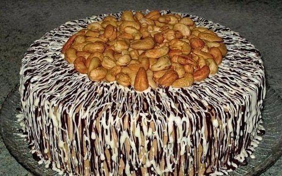 Торт для ДР