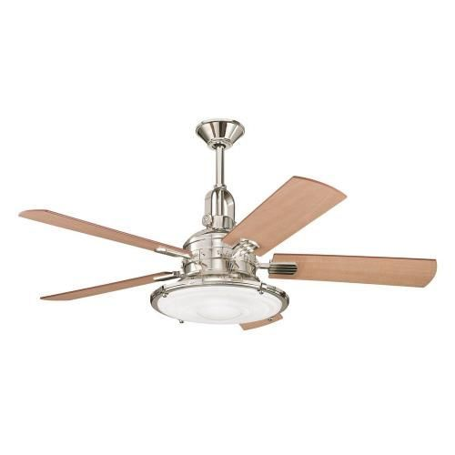 Kichler Decor Ceiling Fans Are Designed To Enhance The Aesthetic