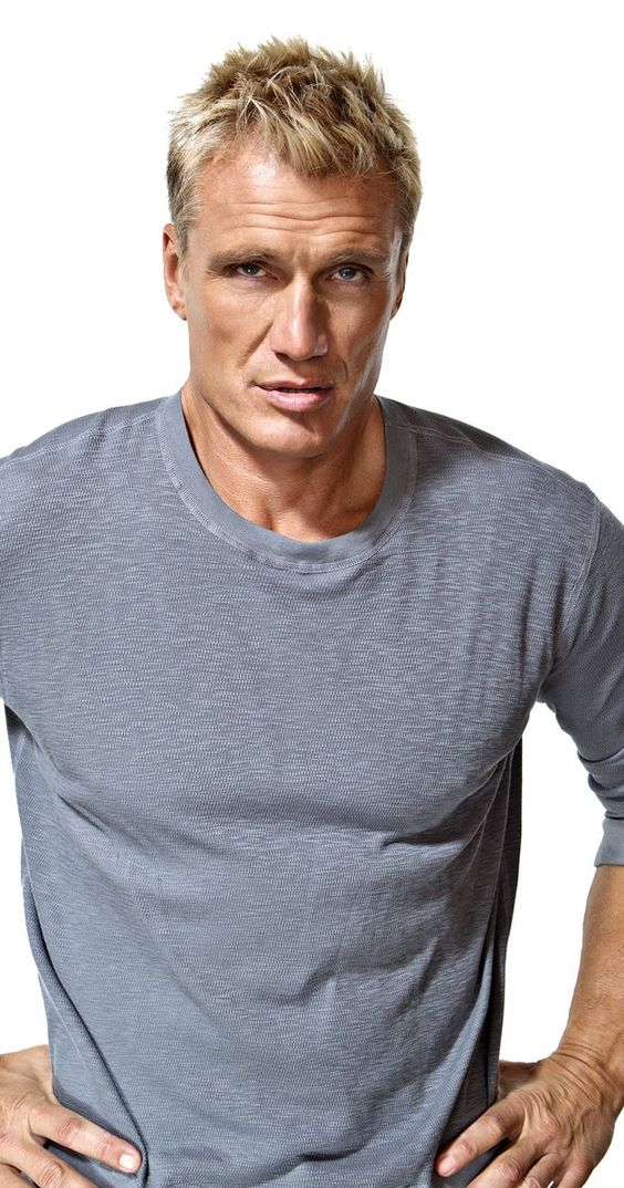 Dolph Lundgren - He has a 3rd degree black belt? In Karate...and he's extremely intelligent! ❤❤