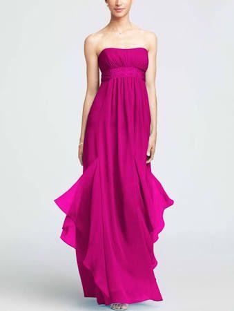 pink bridesmaid dresses - Google Search