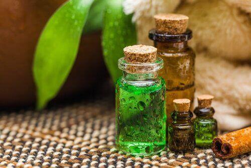 Teebaumöl für eine saubere Matratze