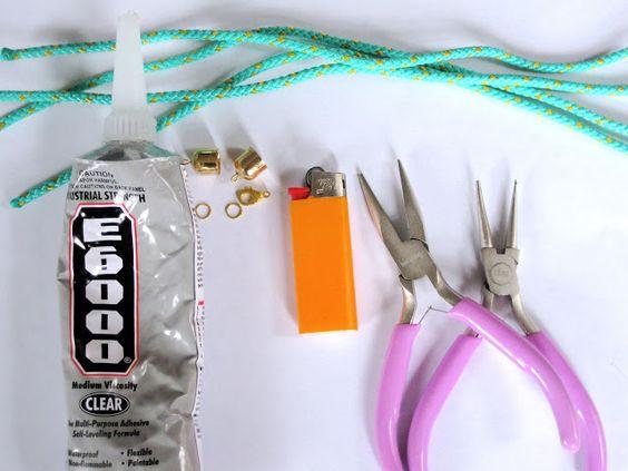 Thanks, I Made It: DIY Cord Bracelet
