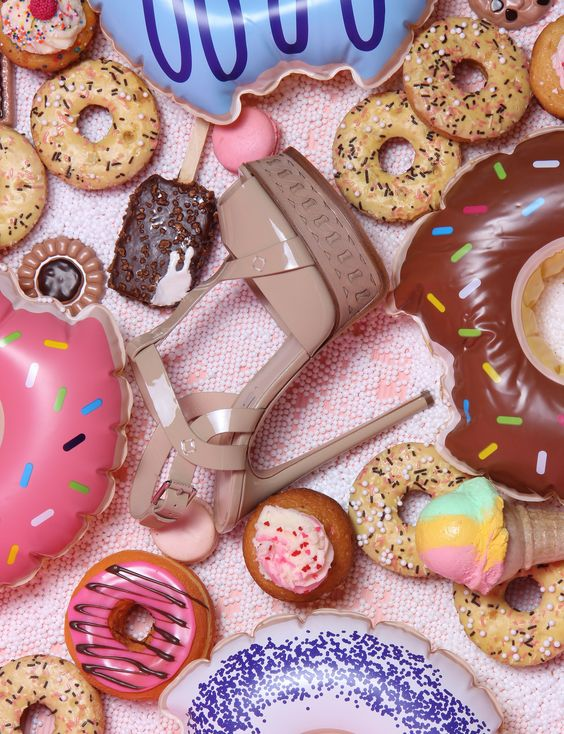 CANDYFORNIA STUDIO | POINTURE     #CandyforniaStudio #Pointure #Editorial #Studio #Shoot #StudioShoot #Fashion #CreativeDirection #RyanHoussari #photography #Shoes #Bags #IceCream #Donuts #Styling #Cupcakes #Candy #FashionPhotography #Candy
