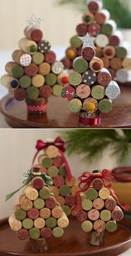 If one man's trash is another's man's treasure, you can certainly treasure your holiday. These ornament upcycles turn tossable junk into priceless holiday decorations.