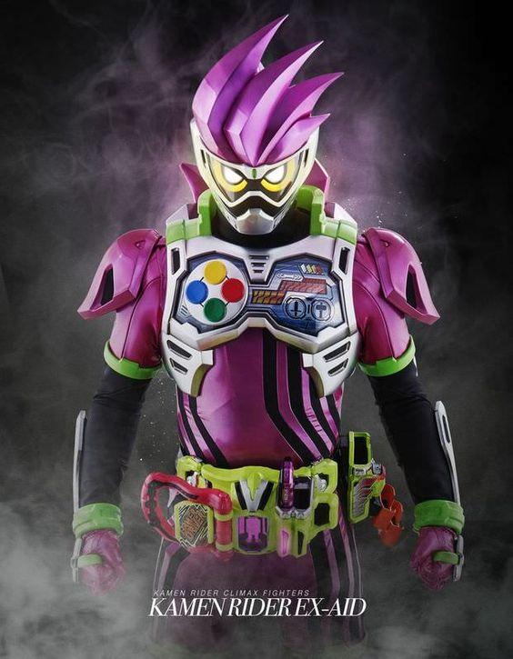 Game - Kamen Rider Climax Fighters - Album on Imgur