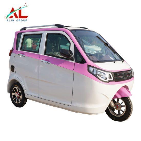 Hot Item Al Zl Three Wheels Electric Rickshaw In 2020 Electric