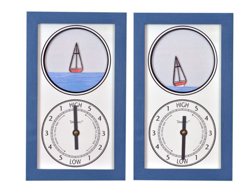 Featured Product: Tidepieces Sailboat Tide Clock
