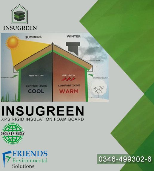 Pin By Friends Environmental Solution On Insugreen Rigid Insulation Foam Insulation Board Fumigation Services