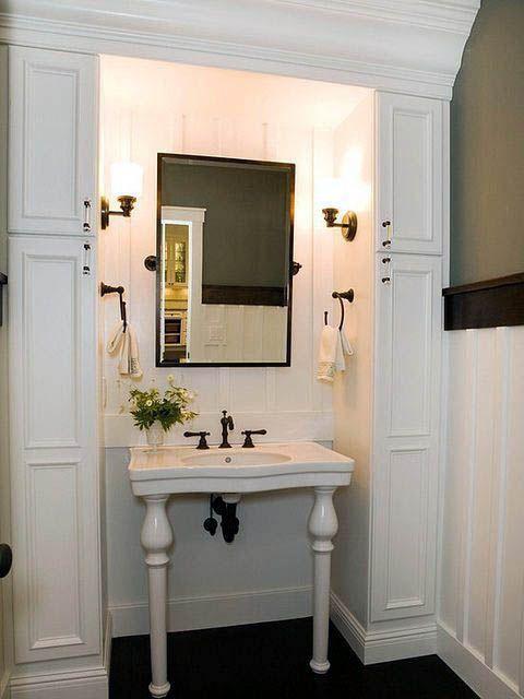 17+ Bathroom wall cabinets screwfix ideas