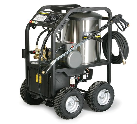Karcher Liberty Hds Electric Powered Diesel Heated Cage Pressure Washer Hot Water Pressure Washers Pressure Washers Hot Water Pressure Washer Gpm