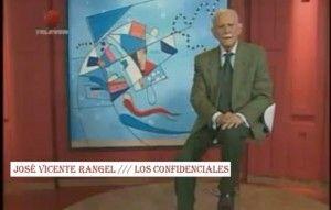 José Vicente Rangel /// Los Confidenciales (Vídeo)
