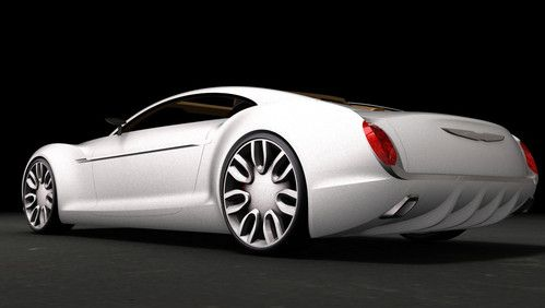 Chrysler GT Concept Car: