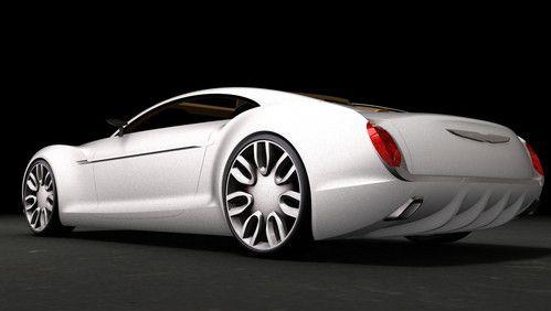 Chrysler GT Concept Car:
