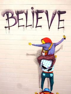 believe - os gemeos