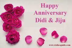 Happy Anniversary Didi And Jiju Images 1st Wedding Anniversary Wishes For Happy Wedding Anniversary Wishes Wedding Anniversary Wishes Happy Anniversary Wishes