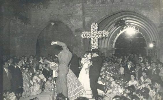 Córdoba 1955 san Lorenzo cruz de mayo