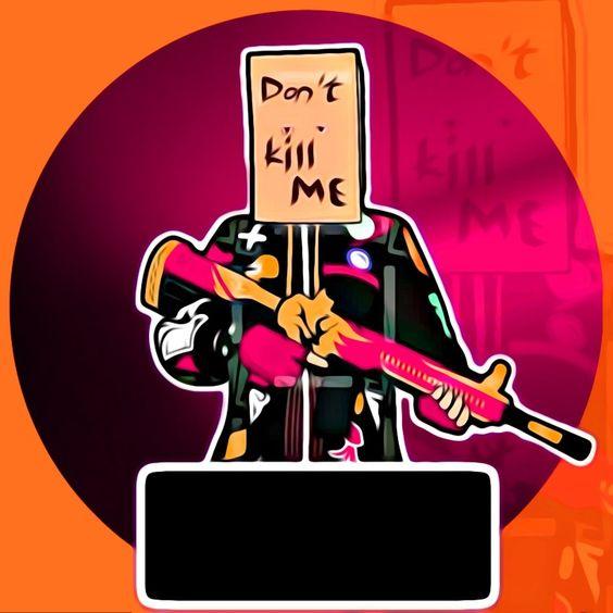Logo Squad FF Keren Polos Don't Kill Me