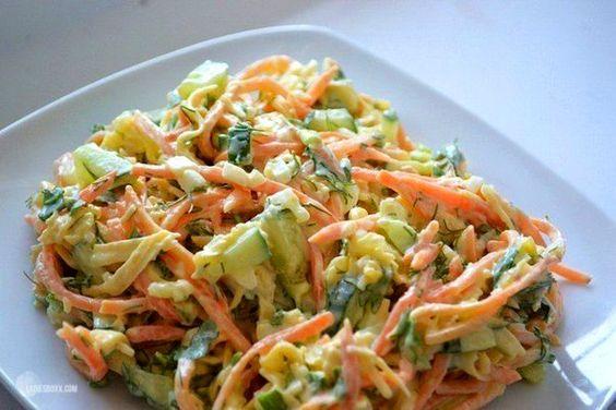 Fox Salad Recipe on Yummly. @yummly #recipe