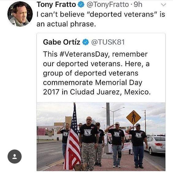 Deported Veterns