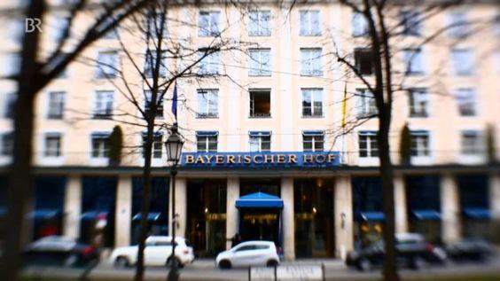 175 Jahre Bayerischer Hof: Ein Hotel wie aus einem Roman