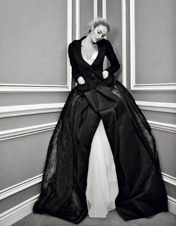 Candice Swanepoel | Patrick Demarchelier #photography | V Magazine Winter 2011