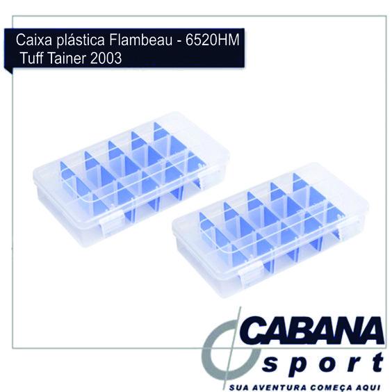 Caixa plástica Flambeau , estojo com 15 divisórias móveis com zerust que possibilitam criar até 18 compartimentos, além disso, a tecnologia zerust ajuda a inibir a corrosão nos objetos adicionados dentro do estojo.  Confira http://goo.gl/nawIx9