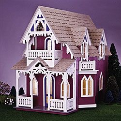 Vineyard Cottage Dollhouse Kit   Overstock.com Shopping - The Best Deals on Dollhouses