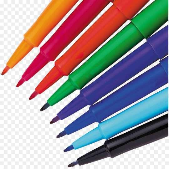 12 Flair Pens Png Transparent Background Paper Mate Flair Flair Pens Paper Mate