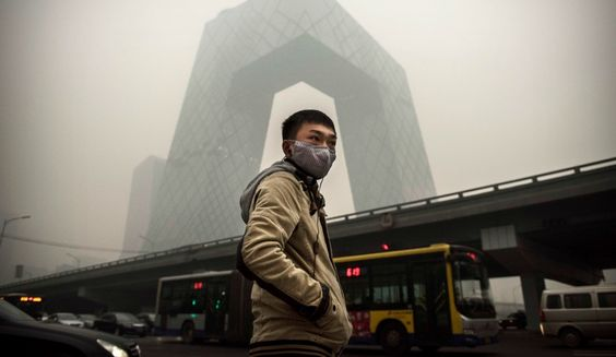 WHO Air Pollution Report Reveals 90 Percent Of The World Breathes Highly-Contaminated Air