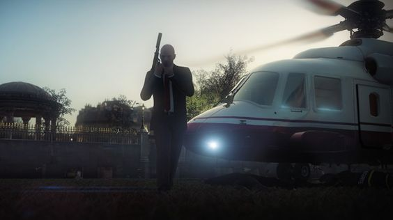Hitman 6 Video Game Images