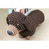 FREE PATTERN Crochet a Dachshund Pattern