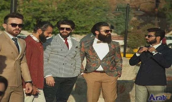 """Mr. Arbil"" Iraqi fashion house with political…"